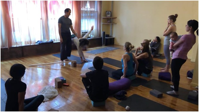 yoga teacher training in nyc