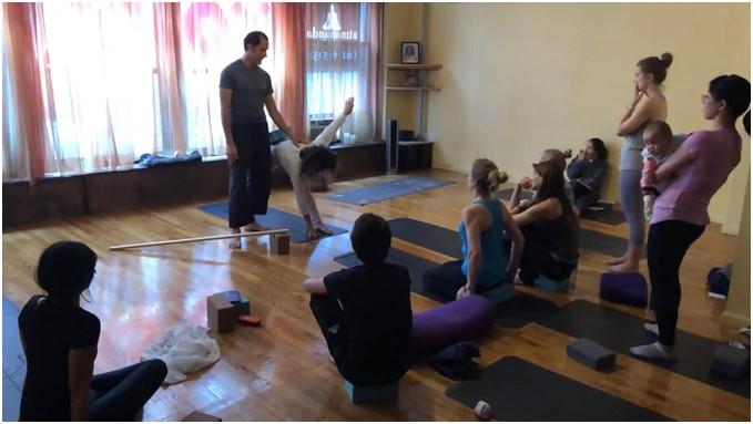 yoga teacher training in nyc