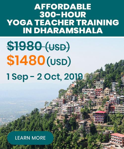yoga teacher training india 300hour 2019
