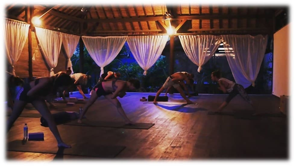 yoga teacher training program indonesia