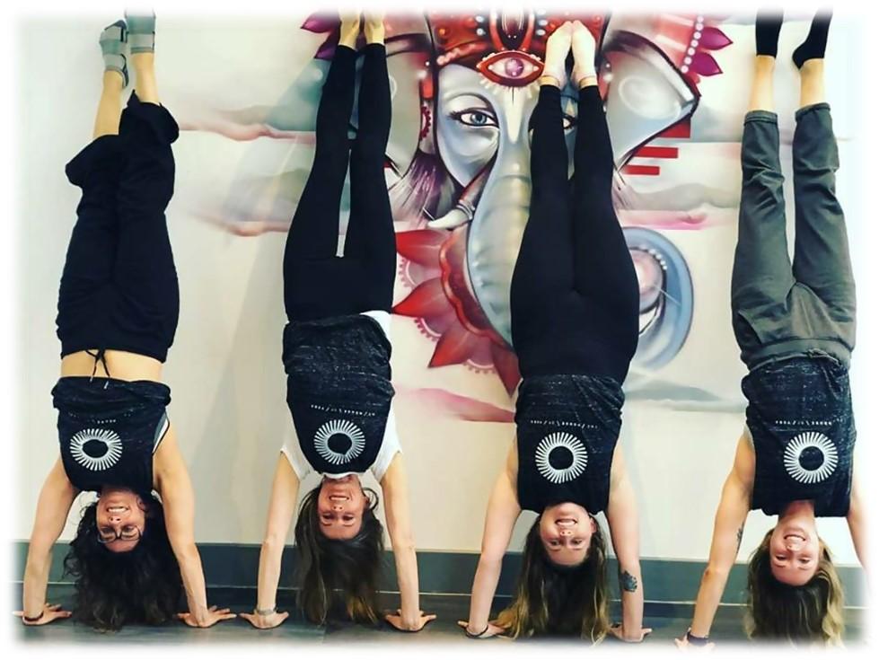 yoga teacher training programs in london