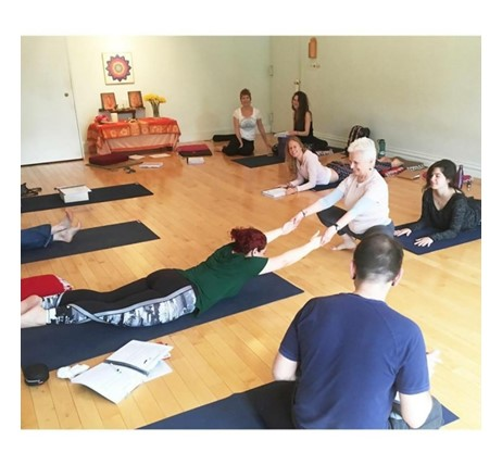 yoga training programs in nyc