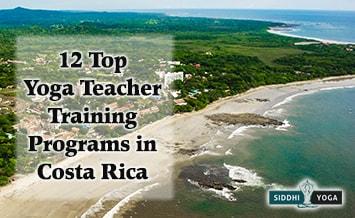 best yoga teacher training in costa rica