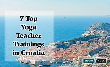best yoga teacher training in croatia