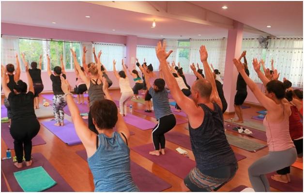 best yoga training in vietnam