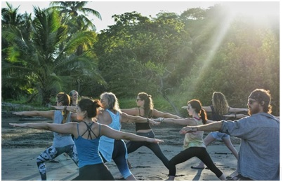 best yoga training program greece