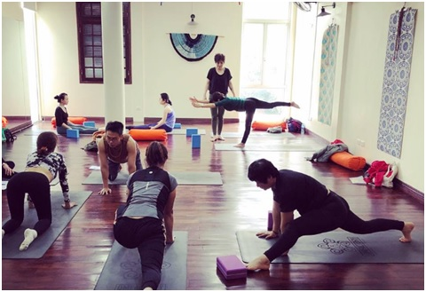 yoga teacher training in vietnam