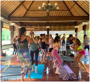 yoga teacher training program in greece