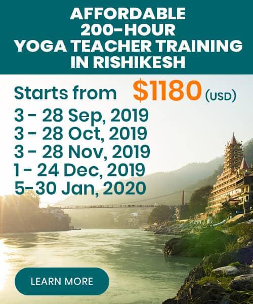 treinamento de professores de ioga rishikesh