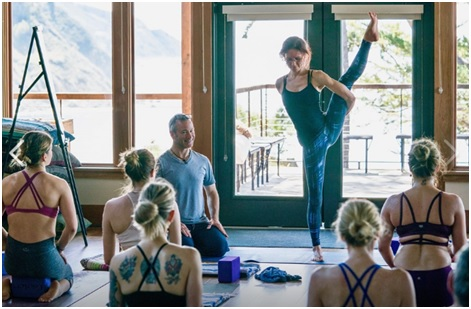 best yoga in california