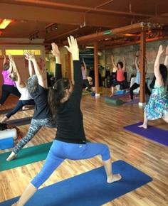 best yoga in maine