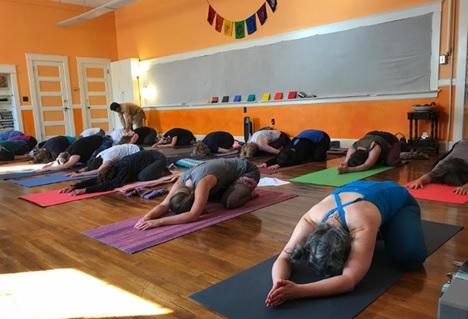 best yoga teacher training programs in maine