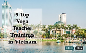 best yoga teacher training vietnam