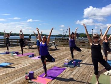 best yoga training in maine