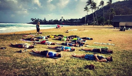 best yoga training programs honolulu
