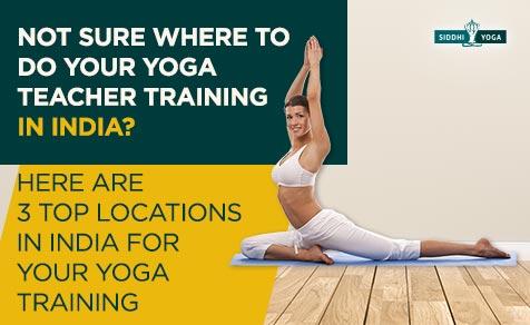 我应该在印度的哪里进行瑜伽老师培训?