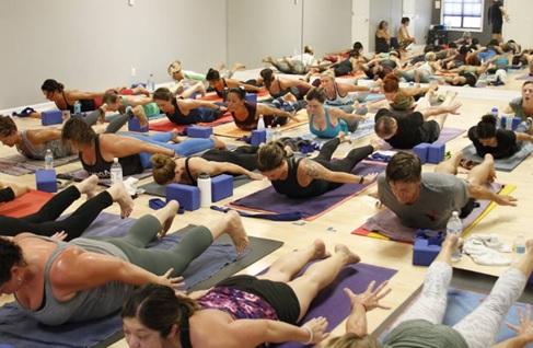 yoga in florida