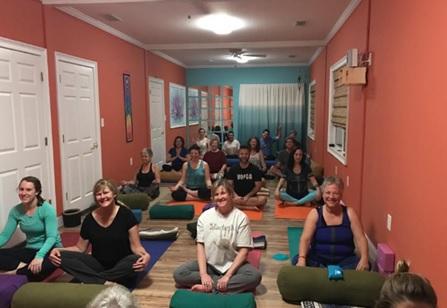 yoga in georgia