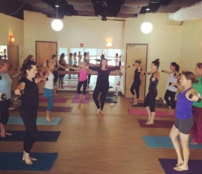 yoga in ohio