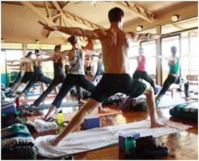 yoga teacher training california