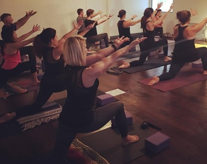 yoga teacher training georgia