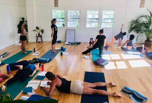 yoga teacher training honolulu