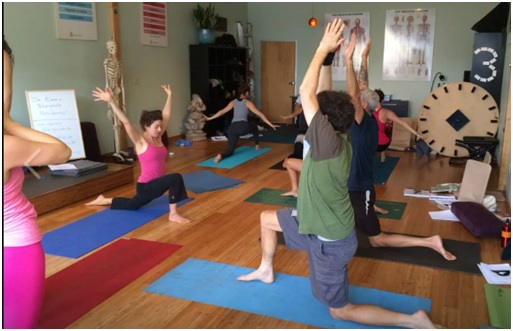 yoga teacher training in california