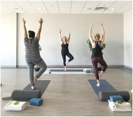 yoga teacher training in edmonton