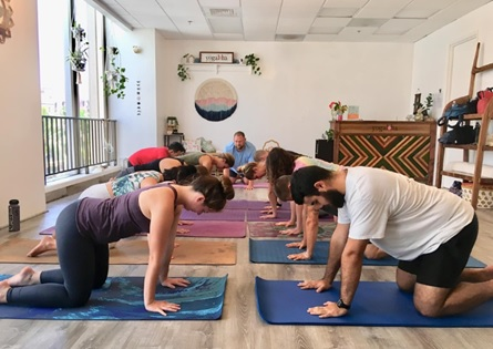 yoga teacher training in honolulu