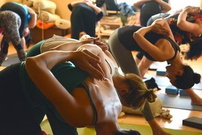 yoga teacher training in ohio