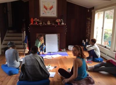 yoga teacher training maine
