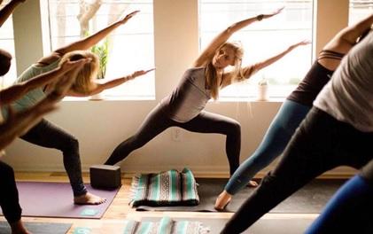 yoga teacher training ohio