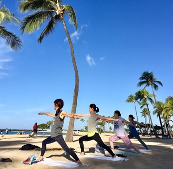 yoga teacher training programs honolulu