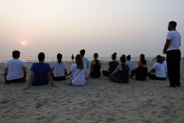 yoga teaching training goa