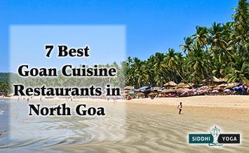 best goan cuisine restaurants in north goa