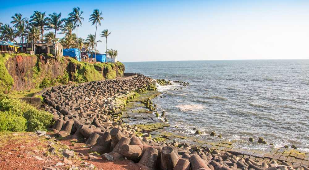 anjuna beach north goa