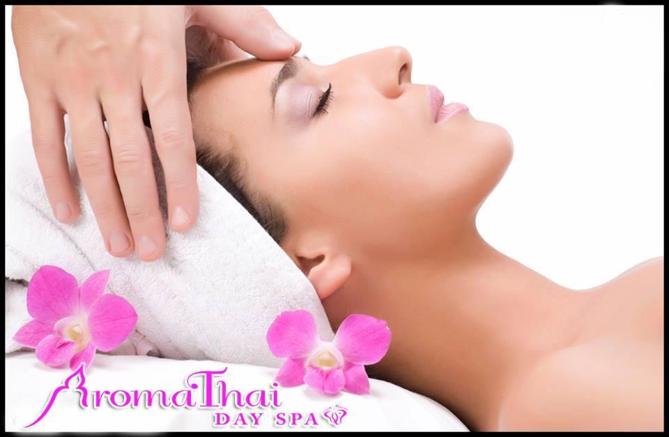aroma thai day spa goa
