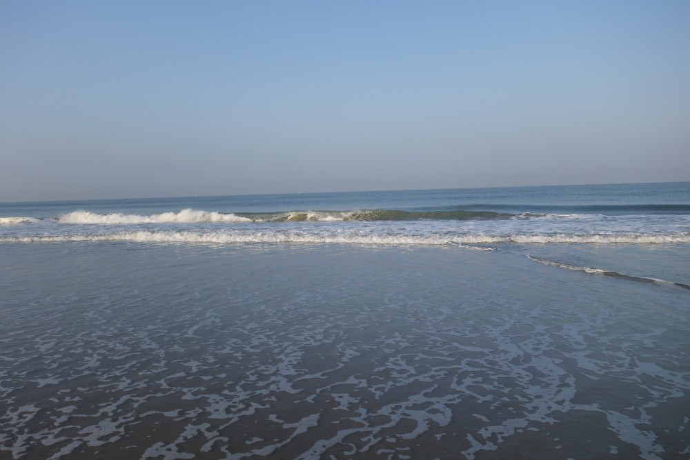 benaulim beach south goa