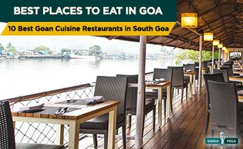 best goan cuisine restaurants in south goa