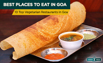 best vegetarian restaurants in goa