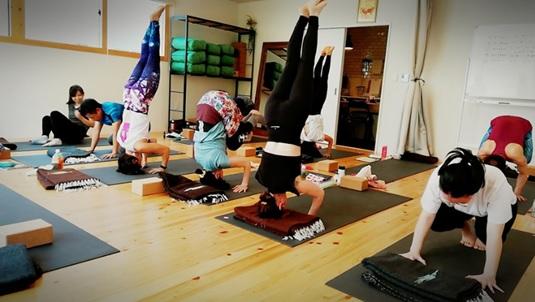 best yoga in tokyo