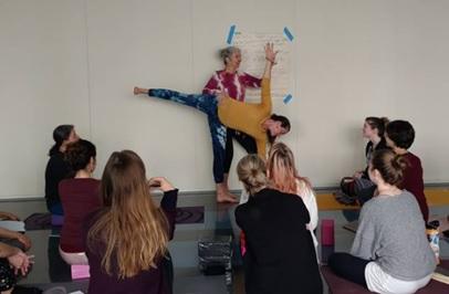 best yoga teacher training in eugene