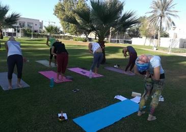 best-yoga teacher training programs in dubai