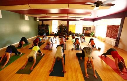 best yoga training in dubai