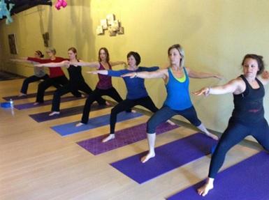 best yoga training maryland