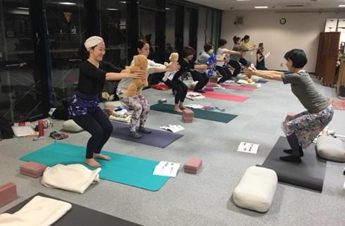 best yoga training programs tokyo