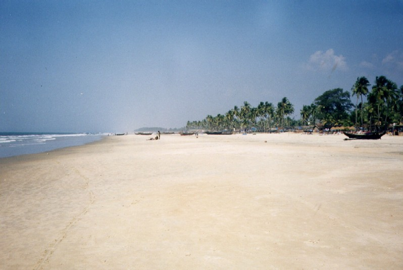 cavelossim beach south goa