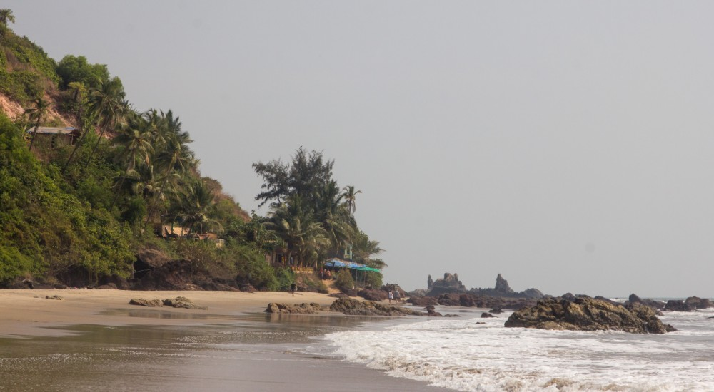 kalacha beach north goa