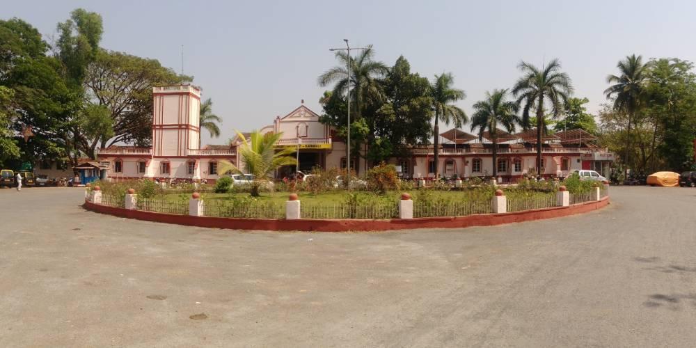 karmali railway station goa
