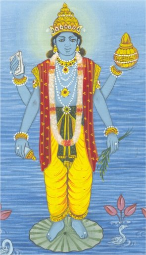 lord dhanwantri diwali